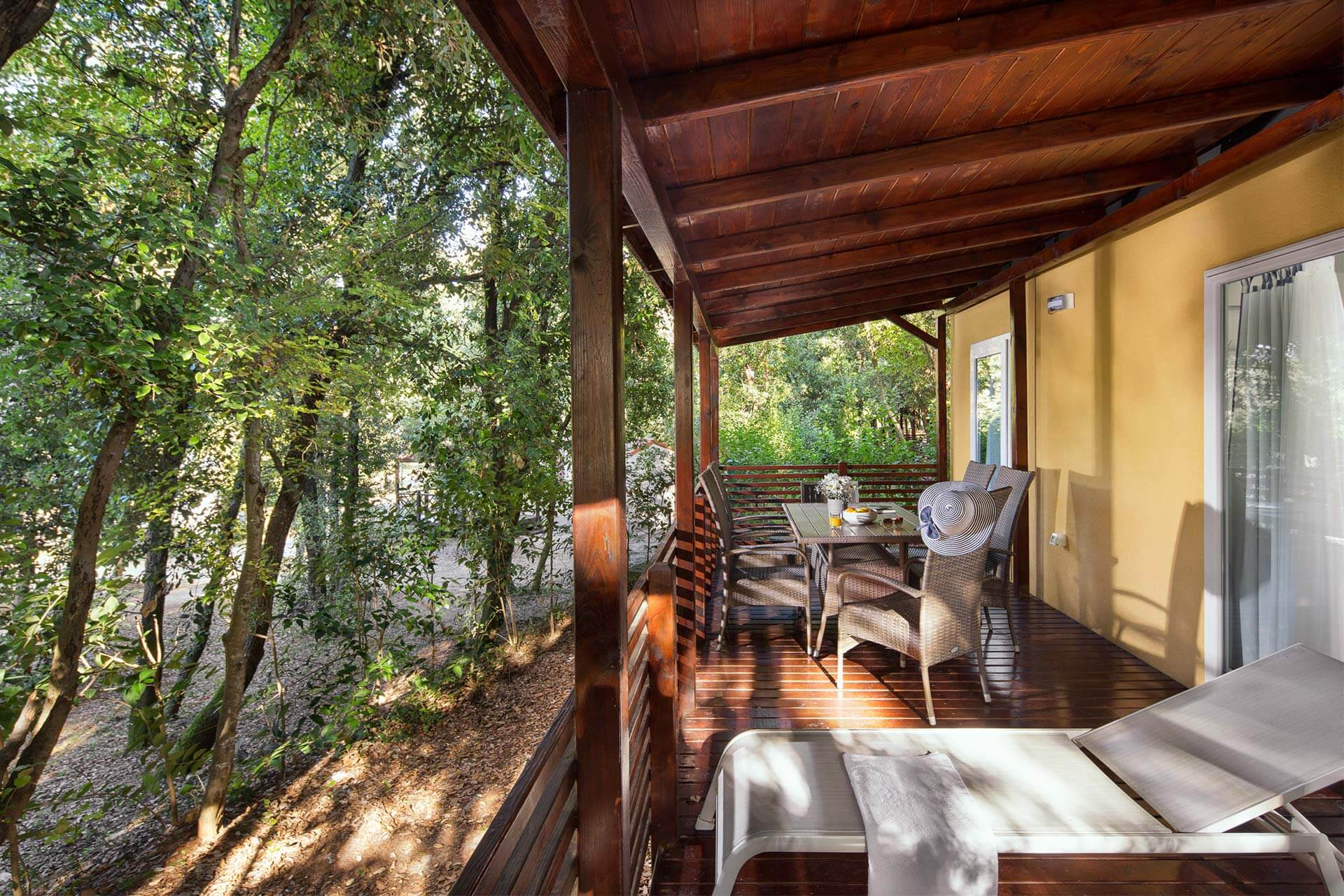 Comfort Plus Camping Home