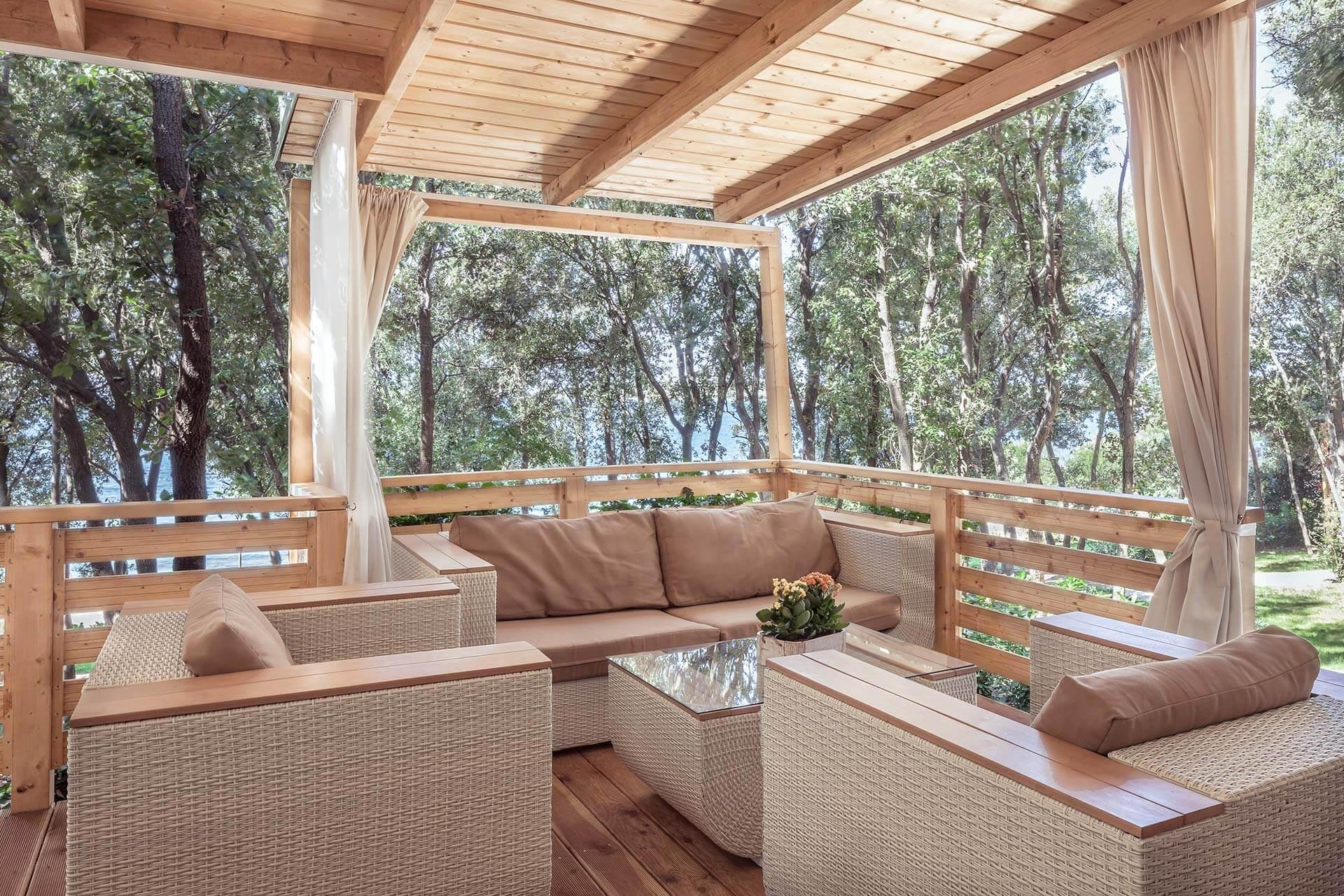 Villa Prestige with Jacuzzi - sea side